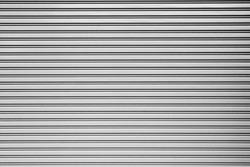 Background of the metal door