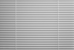 Background of the slats of venetian blind in black and white