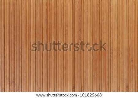 Background of thin twigs in a bamboo napkin