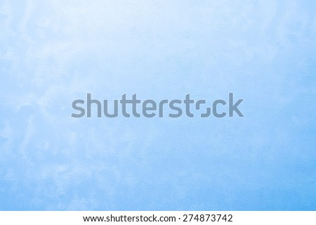 Background of white and blue metallized paper texture