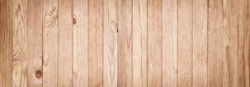Background of wooden planks, wood texture close-up.