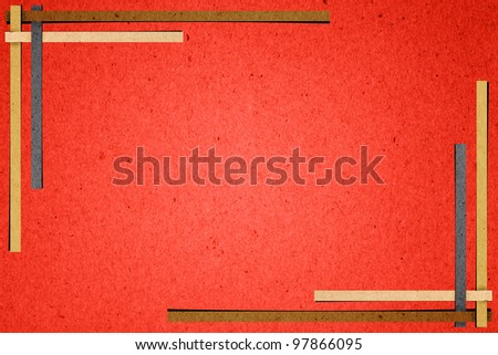 Background paper color