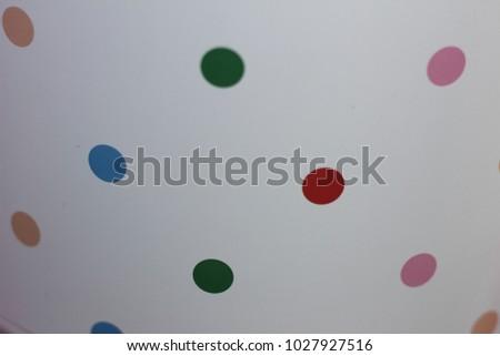Background pattern, dot pattern #1027927516