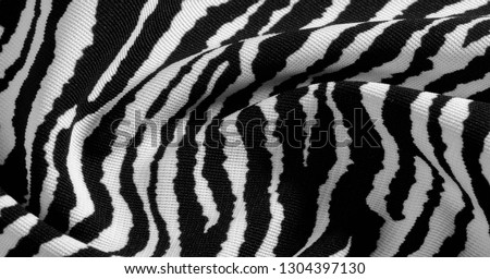 Background, pattern, texture, wallpaper, With the coloring of the animal zebra skin. This extremely soft animal print fabric is perfect for creating your projects, baby accessories, and more! #1304397130