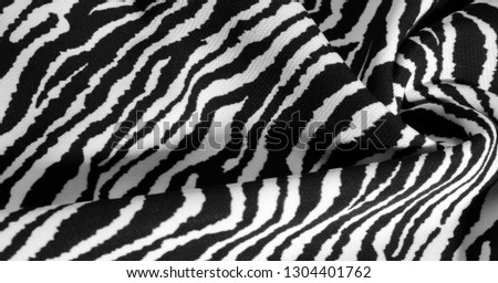 Background, pattern, texture, wallpaper, With the coloring of the animal zebra skin. This extremely soft animal print fabric is perfect for creating your projects, baby accessories, and more! #1304401762