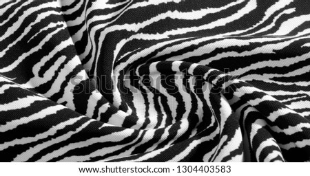 Background, pattern, texture, wallpaper, With the coloring of the animal zebra skin. This extremely soft animal print fabric is perfect for creating your projects, baby accessories, and more! #1304403583