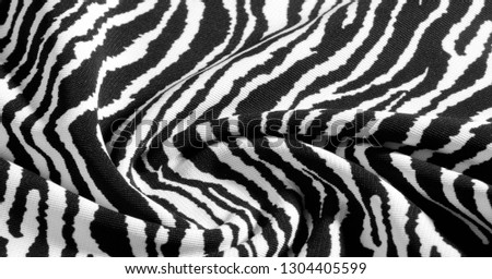 Background, pattern, texture, wallpaper, With the coloring of the animal zebra skin. This extremely soft animal print fabric is perfect for creating your projects, baby accessories, and more! #1304405599