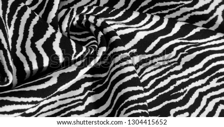 Background, pattern, texture, wallpaper, With the coloring of the animal zebra skin. This extremely soft animal print fabric is perfect for creating your projects, baby accessories, and more! #1304415652