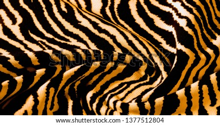 Background, pattern, texture, wallpaper, With the coloring of the animal zebra skin. This extremely soft animal print fabric is perfect for creating your projects, baby accessories, and more! #1377512804