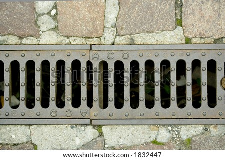 Background - sewer