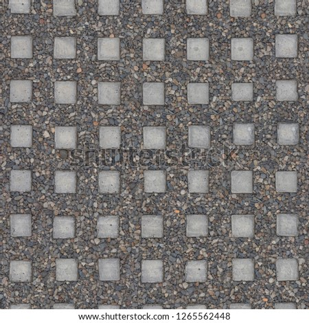 Background Stones Surface Area