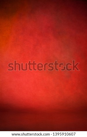 Background studio portrait backdrops red vertical #1395910607