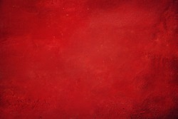 Background texture of a red concrete. Free space