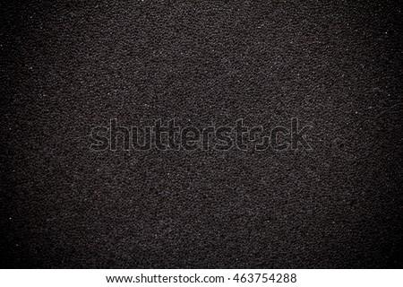 Background - texture of black foam #463754288