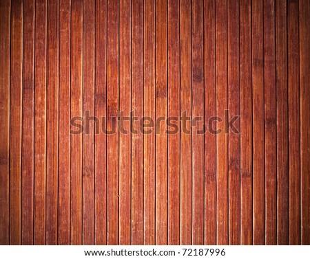 Background texture of brown  wooden floor
