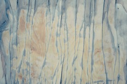 background texture of old grunge wood (plywood) with peeling off varnish