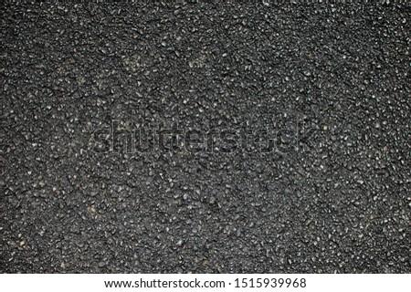 Background texture of rough asphalt, rough texture #1515939968