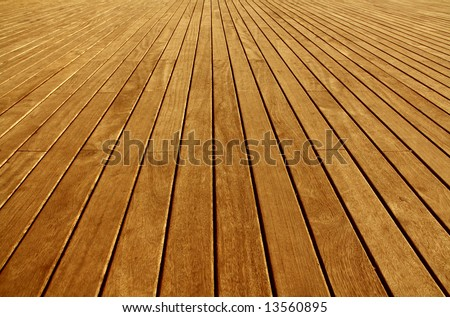 background texture of wooden boards floor