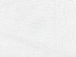 Background texture pattern fabric white