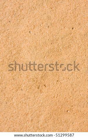 Background texture, photo of baseball turf orange color soil