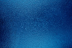 Background, texture powder coating metal. Abstract background for the project and design. Trend color classic blue. Color of 2020. Main trend of the year. Blue Creative Tinting