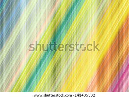 Background thousand colored stripes