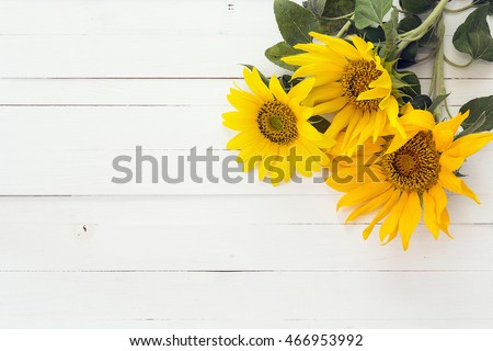 background with a bouquet of...