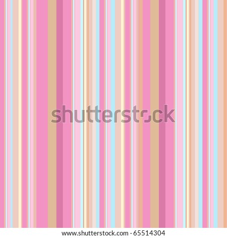 Background with colorful pink and brown stripes