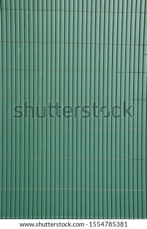 background with green stripes, turquoise lines Stock photo ©