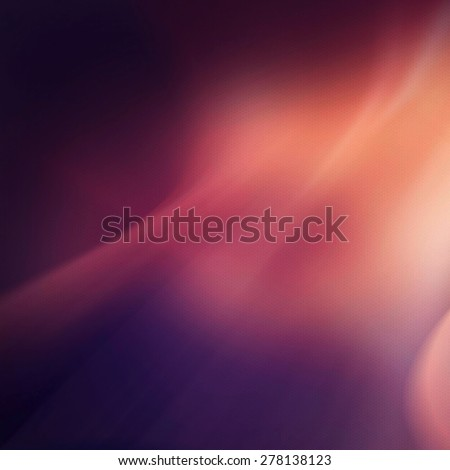 Background with light effect