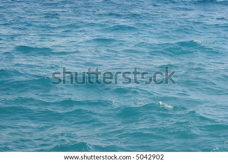 Background with sea water