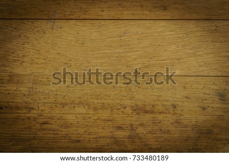 background with spotlight from a brown old oak barrel #733480189