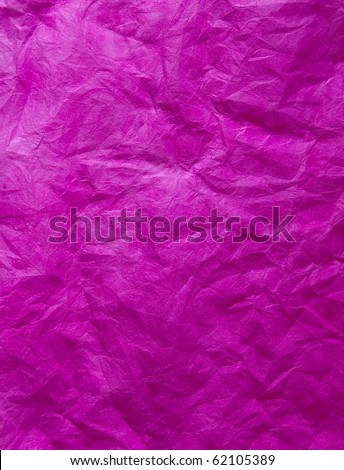 background - wrinkled paper purple.
