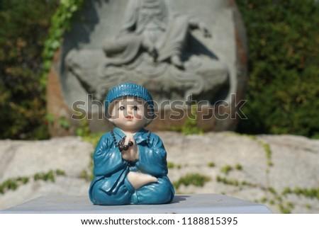 backstreet babyish Buddhist
