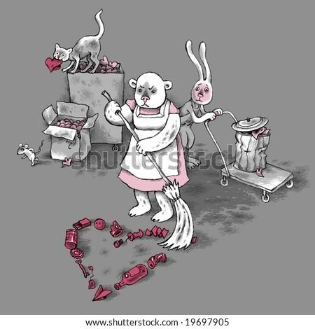 bad valentine's day