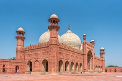 Badshahi Mosque, Lahore-Pakistan