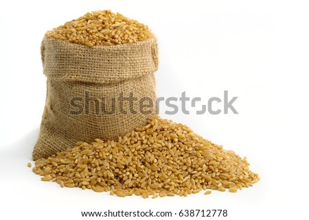 Bag With Wheat #638712778