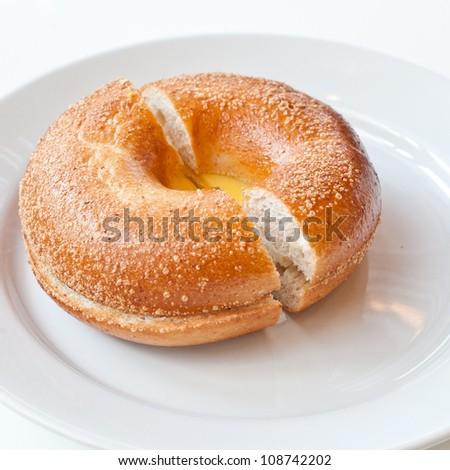 Bagel Egg Sandwich