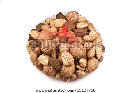 Bagged Mixed Nuts