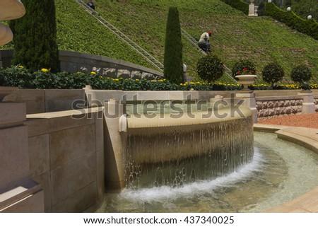 Bah-ai gardens Haifa #437340025
