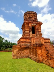 Bahal Temple is Budha's Temple in Portibi Distric. Budha's history in North Sumatra Indonesia