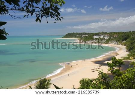 Bahia Beach Brazil