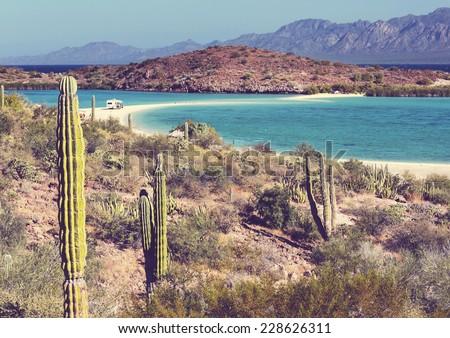 Baja California landscapes