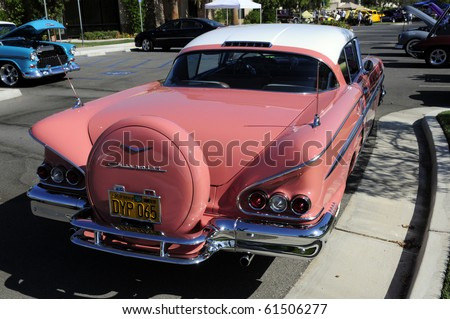 BAKERSFIELD CA SEP The Rockin Rollin Solera Car Show - Bakersfield car show