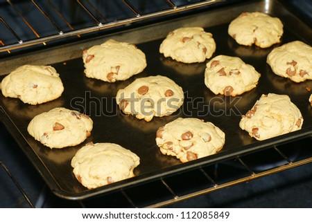 cookies stuck to pan