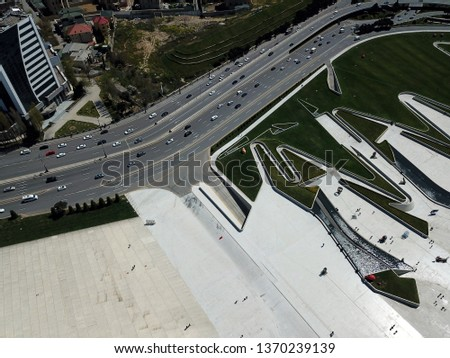 baku azerbaidjan center