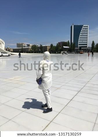 Baku Trip Zaha Hadid