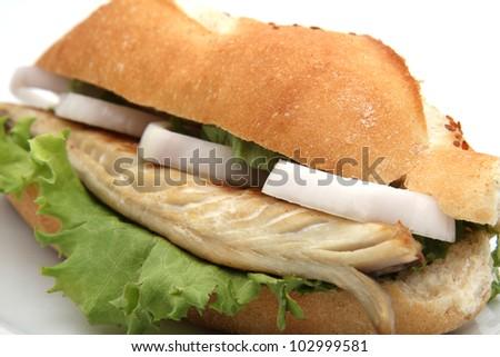 Bal?k Ekmek Stok fotoğraf ©