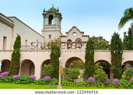 Balboa Park in San Diego, California, USA