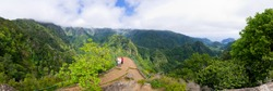 Balcoes viewpoint - Madeira island, Portugal